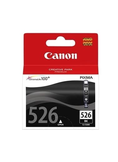Canon Canon Cli-526Bk Mürekkep Kartuş Siyah